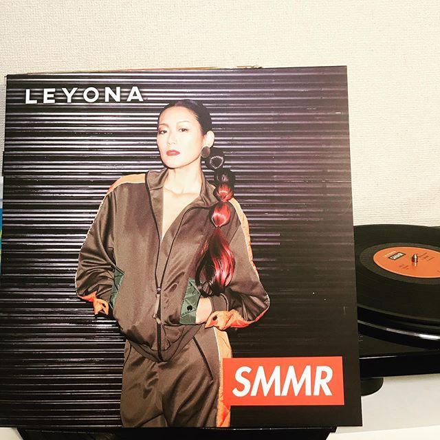 """SMMR / LEYONA 12"""" 8tracks.Lets Make Neo Flesh Vinyl!!#madeintuffvinyl #vinyljunkie #レコード #アナログレコード #レコード女子 #レコードのある生活 @leyonababy"""