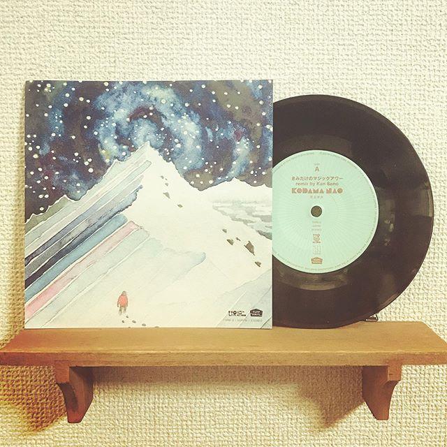 Made in TUFF VINYL「児玉奈央 feat Kan Sano / 君だけのマジックアワー」7inch 52g通常盤/海外レーベル/紙インナースリーブ/解説ペラ支給/海外製シングルジャケット/蓋なしPP封入/コロムビアカッティング.Make Neo Fresh Vinyl!!!.#Tuffvinyl #vinylrecords #vinylrecord #vinylcommunity #myvinylcollection#レコードのある生活 #レコードコレクション #レコード #レコードプレイヤー #レコード好き #レコード女子 #kansano #児玉奈央 #kodamanao #lprecord #vinylcollection #アナログ盤 #アナログレコード #レコードジャケット #音楽のある生活#バイナル #7インチレコード #12インチレコード #レコードコレクター